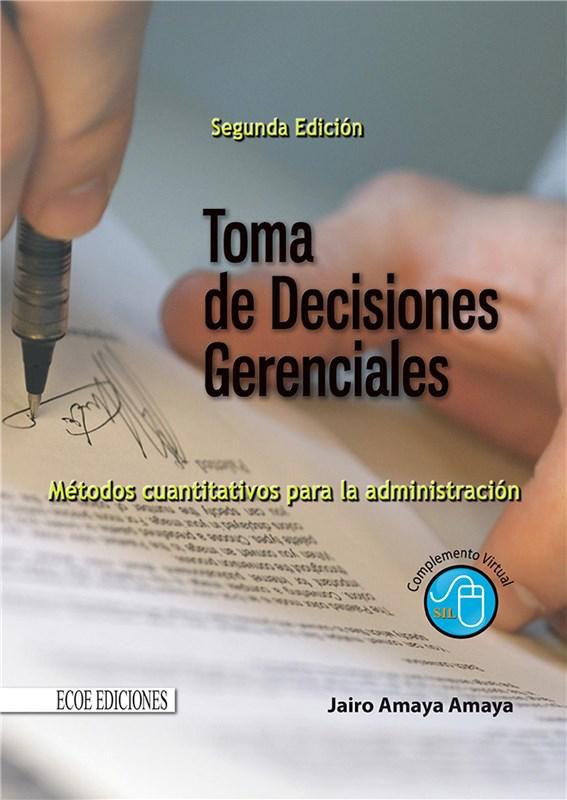 E-book Toma De Decisiones Gerenciales