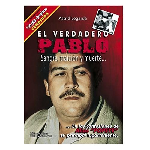 Papel Verdadero Pablo: Sangre, Traicion Y Muerte, El (Pocket)
