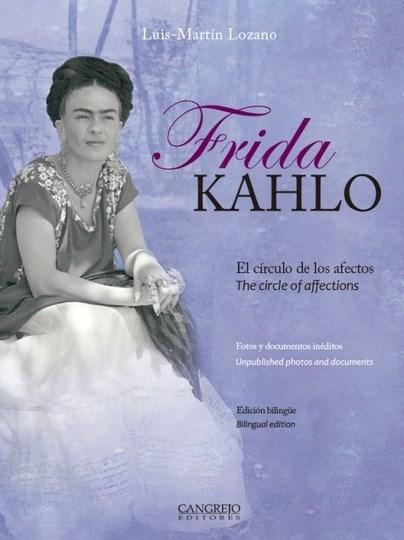 Papel Frida Kahlo. El Circulo De Los Afectos