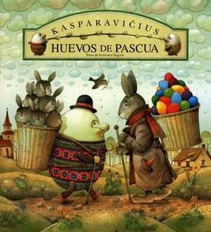 Papel Huevos De Pascua