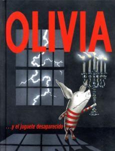 Papel Olivia Y El Juguete Desaparecido