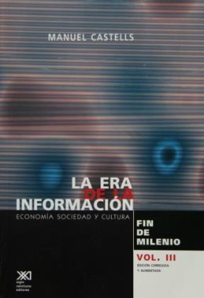 Papel Era De La Informacion, La Vol.3 Fin De Milenio