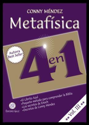 Papel Metafisica 4 En 1 Vol Iii