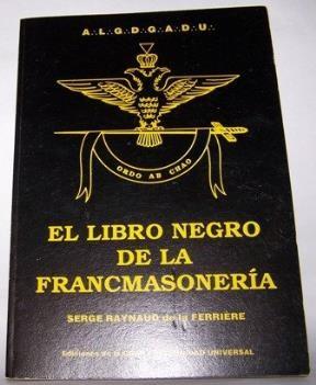 Papel El Libro Negro De La Francmasoneria