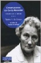 Papel Conversaciones Con Gerda Alexander
