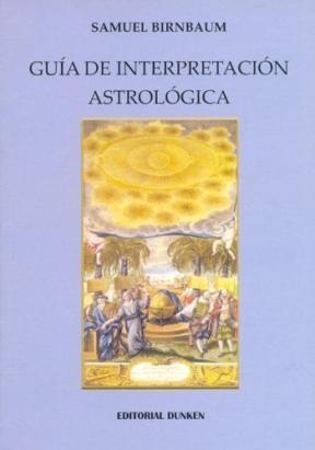 Papel Guia De Interpretacion Astrologica