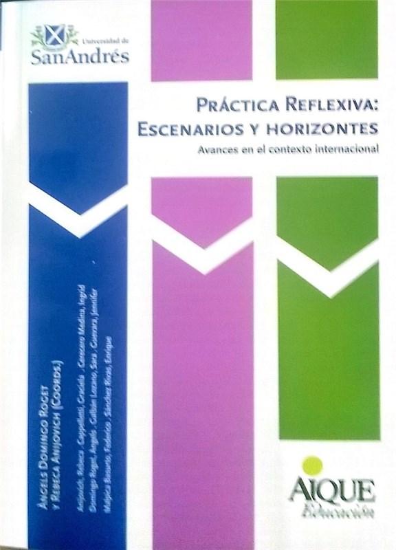 Papel Practica Reflexiva Escenarios Y Horizontes