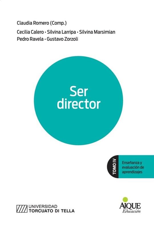 Papel Ser Director  ( Tomo Iv )