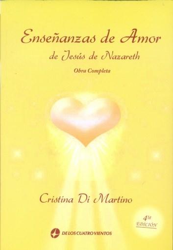 Papel Enseñanzas De Amor De Jesus De Nazareth