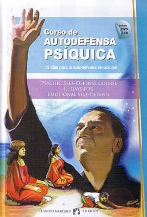 Papel Curso De Autodefensa Psiquica Edicion Bilingue Con D.V.D. Y C.D.