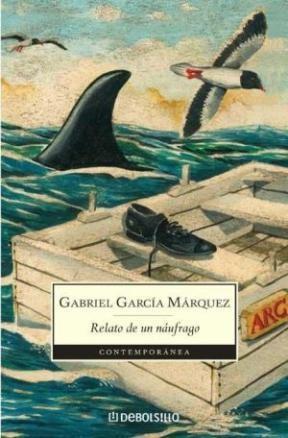 Papel Relato De Un Naufrago (Debolsillo)