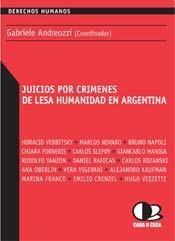 Papel Juicios Por Crimenes De Lesa Humanidad En Argentina