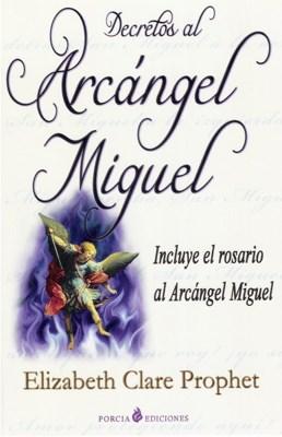 Papel Decretos Al Arcangel Miguel (Coedicion)