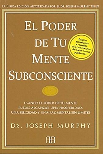 Papel Poder De Tu Mente Subconsciente, El (Coedicion)