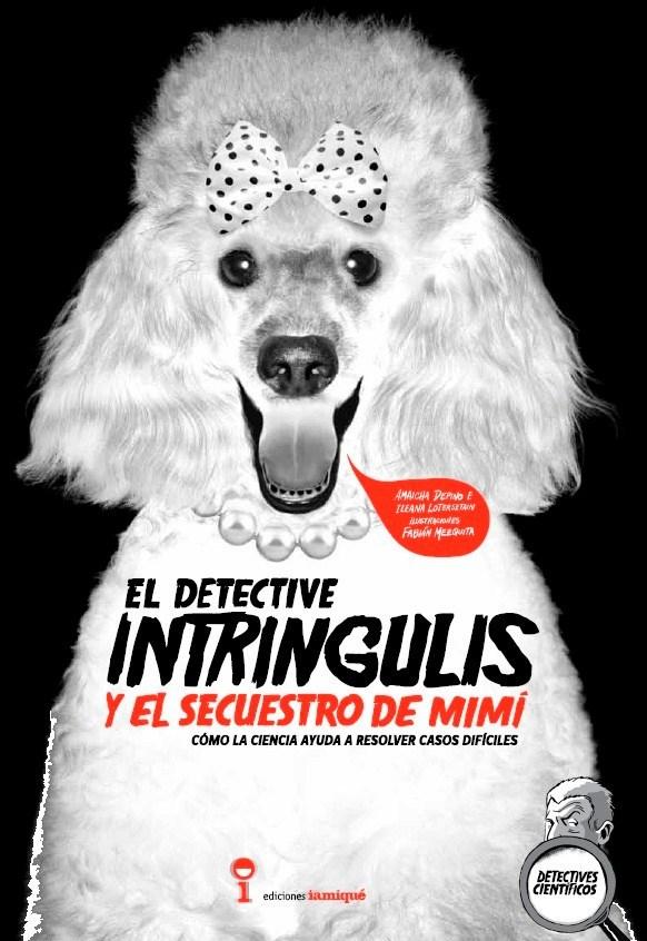 Papel Detective Intringulis Y El Secuestro De Mimi