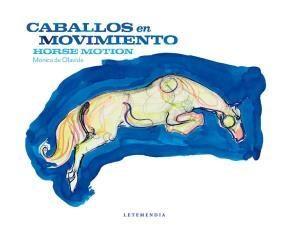 Papel Caballos En Movimiento = Horse Motion
