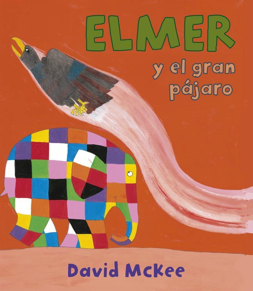Papel Elmer Y El Gran Pajaro