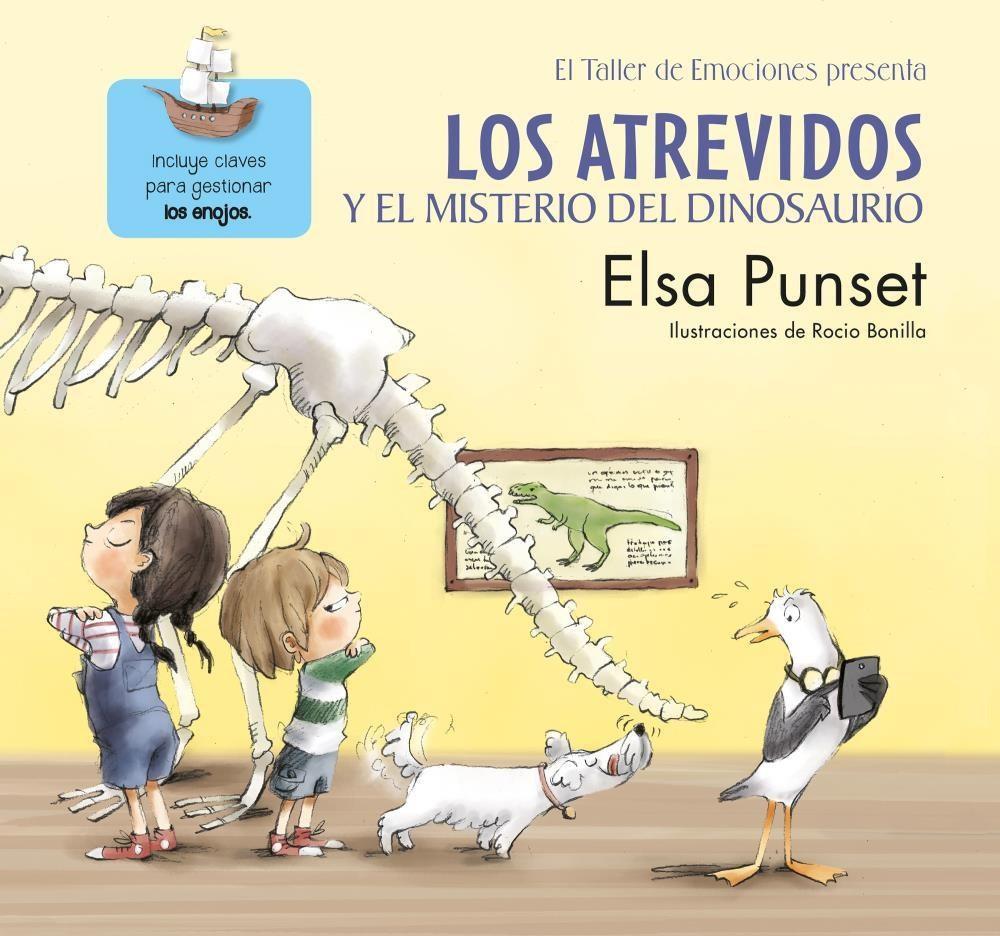 Papel Atrevidos Y El Misterio Del Dinosaurio
