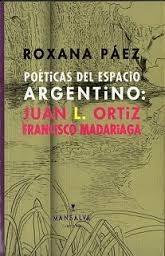 Papel Poéticas Del Espacio Argentino