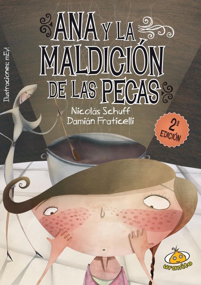 Papel Ana Y La Maldicion De Las Pecas