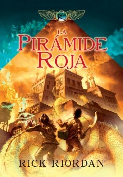Papel Cronicas De Kane 1 - La Piramide Roja