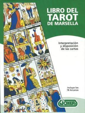 Papel Libro Del Tarot De Marsella (Caja/Dist.)