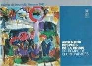 Papel Informe De Desarrollo Humano 2005 - Argentina Despues De La