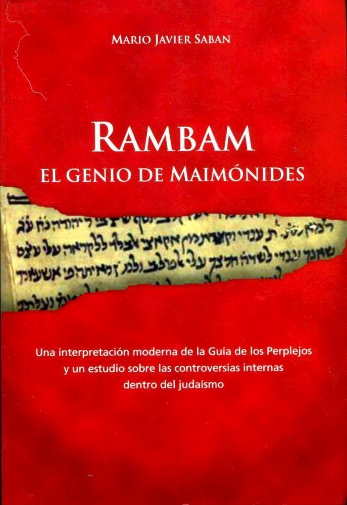 Papel Rambam El Genio De Maimonides
