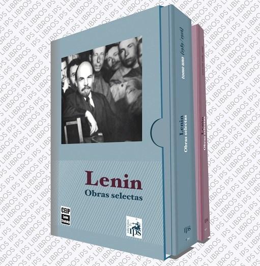 Papel Lenin Obras Selectas