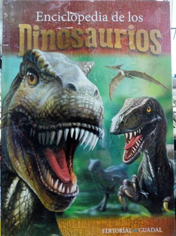 Papel Enciclopedia De Los Dinosaurios