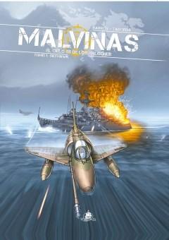 Papel Malvinas El Cielo Es De Los Halcones