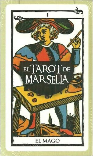 Papel De Marsella (Libro + Cartas) Tarot