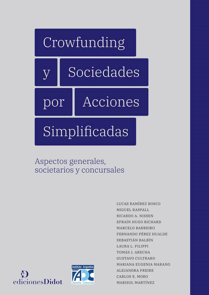 Papel Crowfunding Y Sociedades Por Acciones Simplificadas