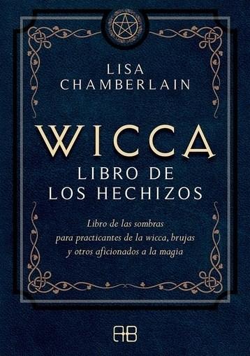 Papel Wicca Libro De Los Hechizos