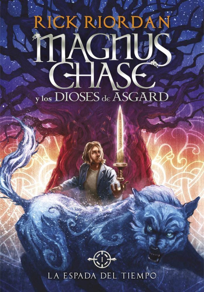 Papel Magnus Chase 1 - La Espada Del Tiempo