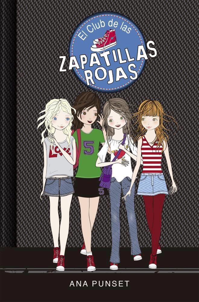 Papel Club De Las Zapatillas Rojas, El