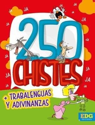 Papel 250 Chistes + Trabaluengas Y Adivinanzas