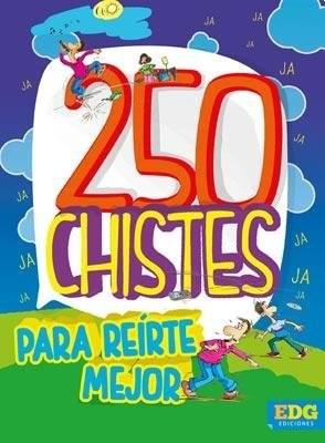 Papel 250 Chistes Para Reirte Mejor - 2019