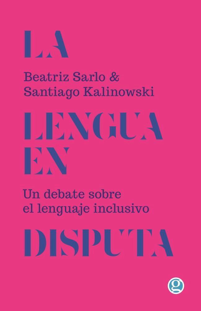 Papel Lengua En Disputa, La