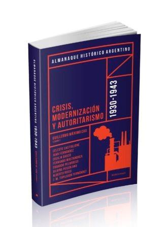 Papel Almanaque Historico Argentino 1930-1943