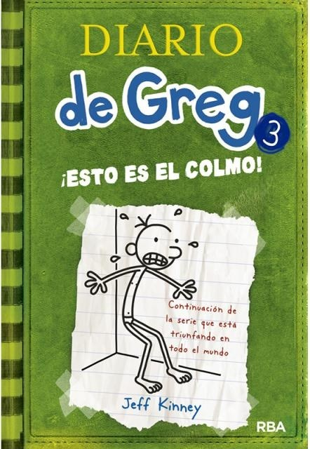 Papel Diario De Greg 3