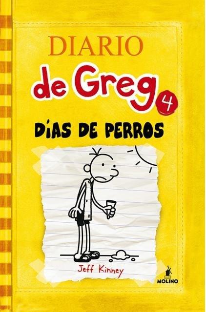Papel Diario De Greg 4