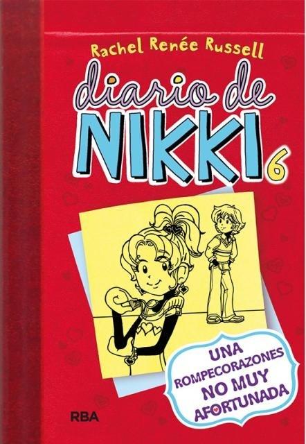 Papel Diario De Nikki 6