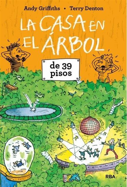 Papel Casa Del Arbol, La De 39 Pisos