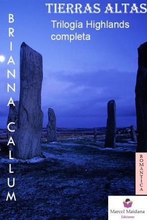 E-book Tierras Altas - Trilogía Highlands Completa