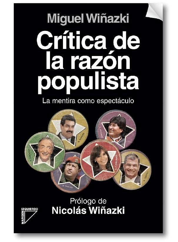 Papel Crítica De La Razón Populista
