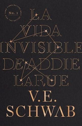 Papel Vida Invisible De Addie Larue , La