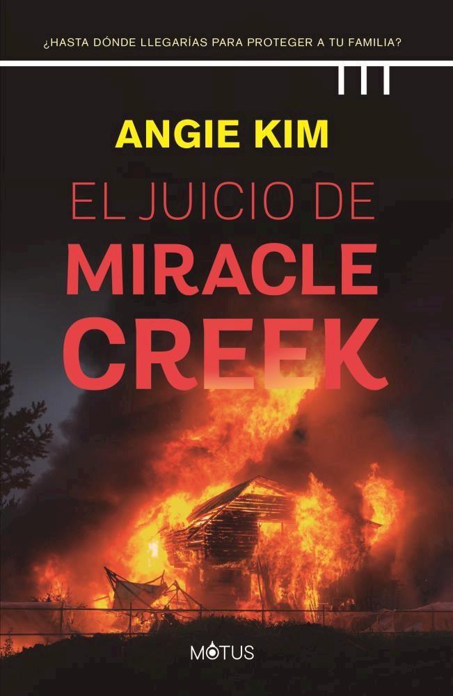 Papel Juicio De Miracle Creek, El