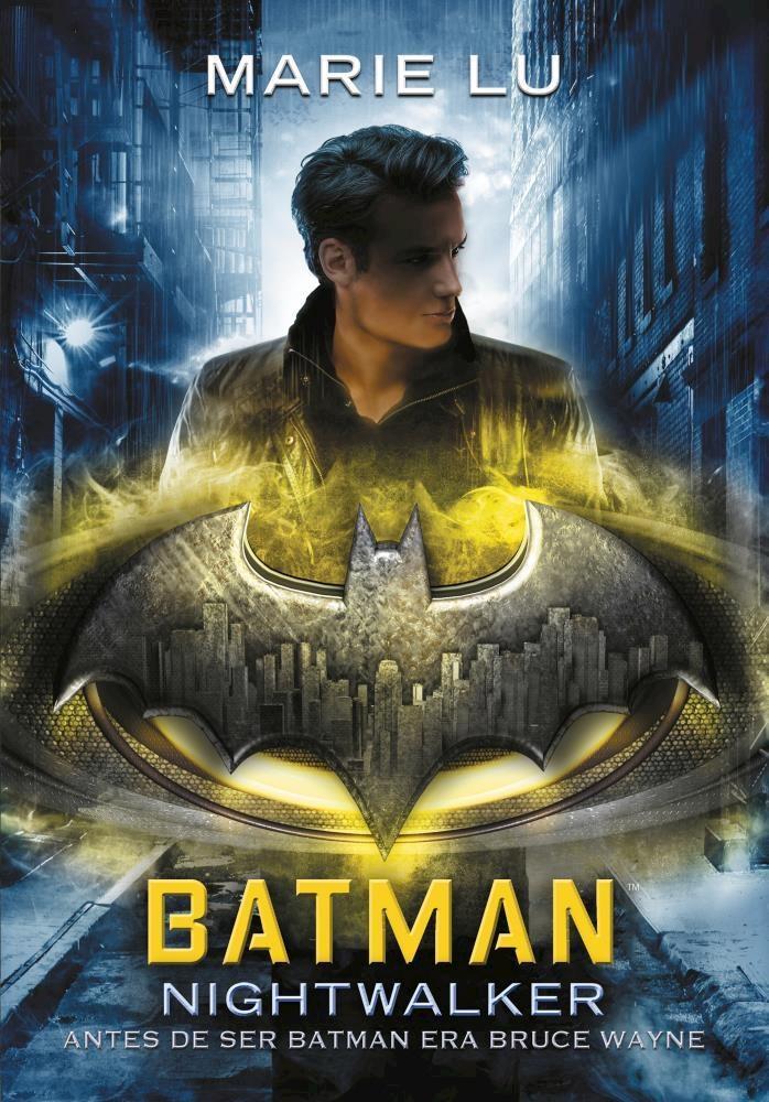 Papel Batman: Nightwalker (Dc Icons 2)