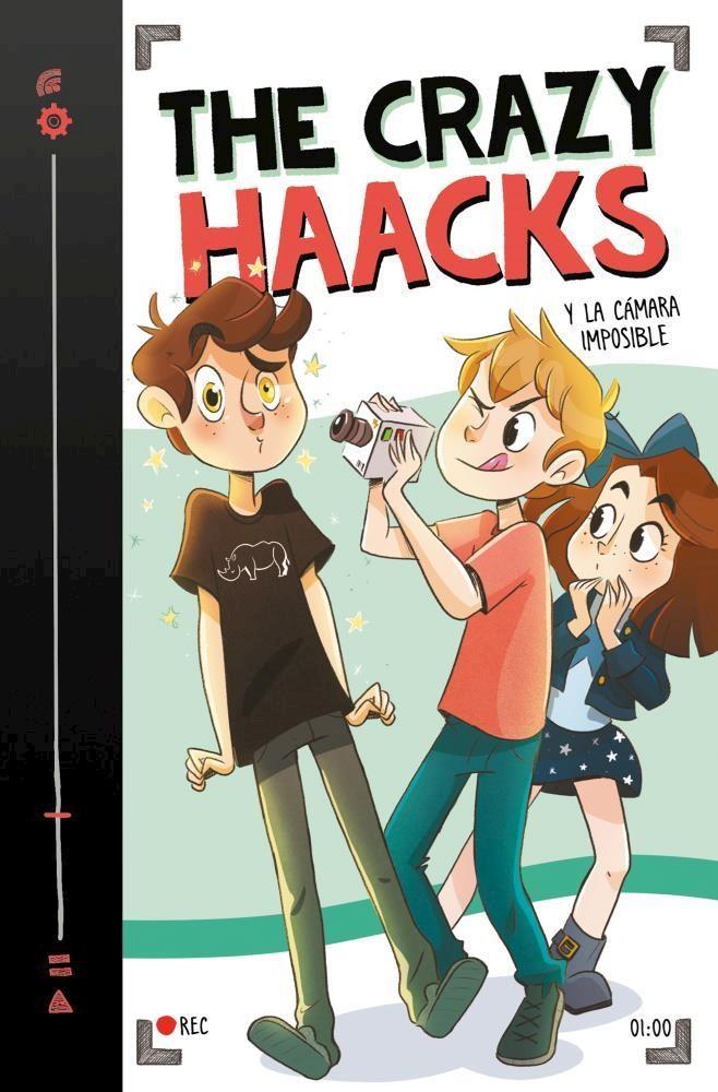 Papel The Crazy Haacks Y La Camara Imposible
